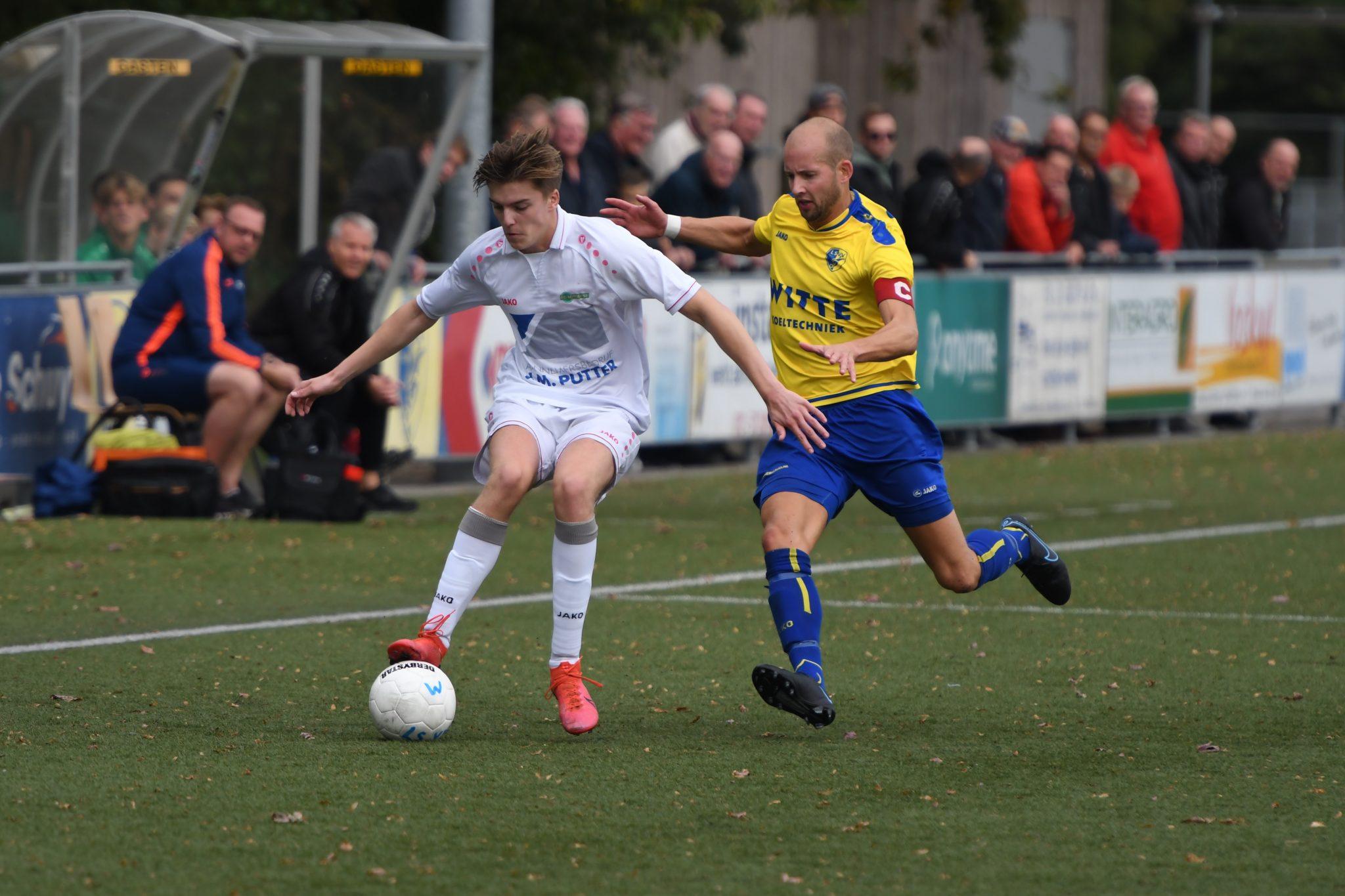 FC Uitgeest glipt in laatste minuut punt uit handen