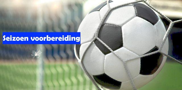 Voorbereiding selectie FC  Uitgeest voor het nieuwe seizoen